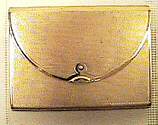 Coty envelope compact